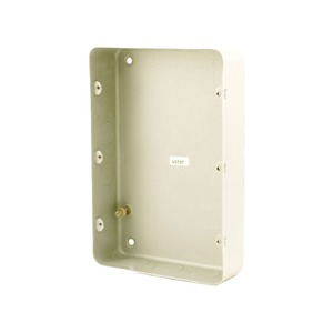 Grid Plus™ 9/12-Gang Grid Flush Mount Back Box with Knockouts 206mm x 146mm
