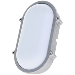 9W Bulkhead LED 150 x 95 x 50mm Silver